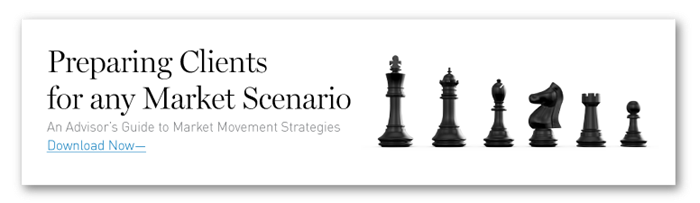 Learn to prepare clients for any market scenario. Get the advisor's guide today.
