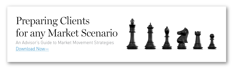 Download Preparing Clients for Any Market Scenario - An Advisor's Guide to Market Movement Strategies, and learn more about managing client expectations today.